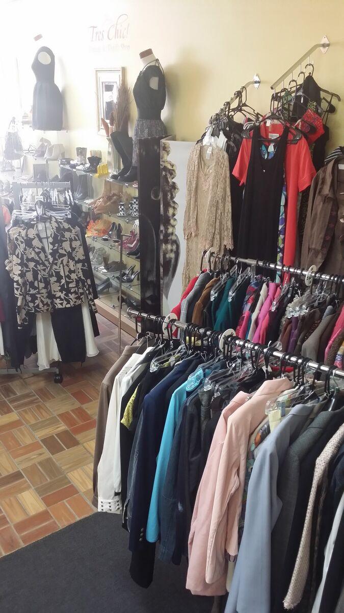 Thrifting diva
