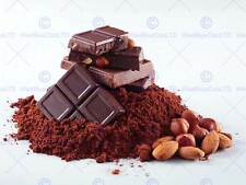 MODERN PHOTOGRAPHY CHOCOLATE ALMOND NUT FOOD LARGE POSTER ART PRINT BB3124A