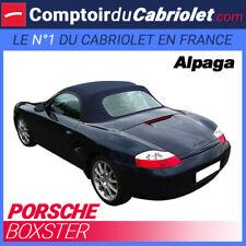Capote Porsche Boxster type 986 - Alpaga Sonnenland A5S avec lunette Verre