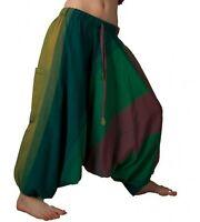 Kunst und Magie Damen Pluderhose Haremshose Shalwar Hose ALADINHOSE Hosenrock