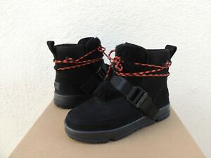 UGG CLASSIC WEATHER HIKER WP LEATHER/ WOOL WINTER BOOTS, WOMEN US 9/ EUR 40 ~NEW