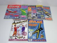 Lot of 7 Model Airplane News Magazines 1993 & 1994
