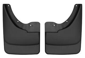 Husky Liners 57361 for 03 09 Hummer H2/2005 H2 SUT Custom Molded Rear Mud Guards