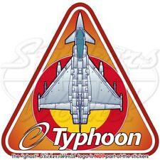 Eurofighter EF2000 TYPHOON Spanische Luftwaffe SPAF, SPANIEN Aufkleber, Sticker
