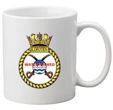 HMS LOFOTEN COFFEE MUG