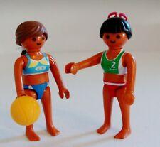 Playmobil jeux olympiques de volley-ball Paire De Figures