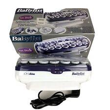 BaByliss Ion Shine 3026BK Hot 20 Soft Roller Set Curler Multi Hair New in Box