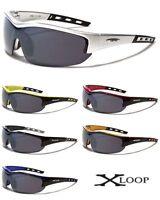 X Loop Mens Running Cycling Triathalon Driving Baseball Sports Sunglasses -XL470