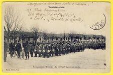 cpa 54 - TOUL GARNISON BARAQUEMENTS d' ÉCROUVES Le 160e Régiment d'Infanterie