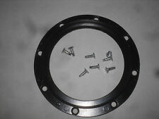 Genuine Rainbow Vacuum Motor Gasket Flange includes 8 screws to attach it