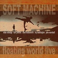 Soft Machine - Floating World Live [New CD] Japanese Mini-Lp Sleeve, Shm CD, Jap