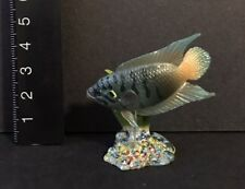 RARE Kaiyodo Yujin Japanese Freshwater Paradise Fish Figure B