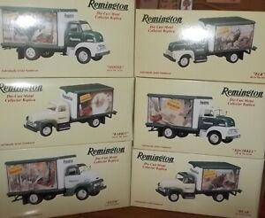 First Gear Remington Wildlife Series set NIB lot of 6