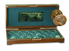 1st Through 20th Century 20 Coins from 20 Centuries Box: A Retrospective Collec