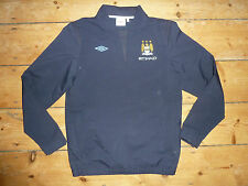 Age 13/15 Years (Adulte XS) Manchester City Maillot de Football Stylé