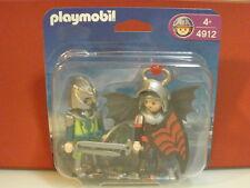 Playmobil Blister guerreros medievales Ref 4912