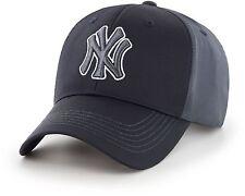New York Yankees Baseball Hat MLB Fan Cap Adjustable Memorabilia Charcoal Grey