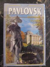 Playing Cards Pavlovsk Saint Petersburg Russia  with 54 Unique Pictures