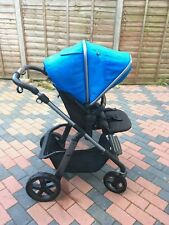 Silver Cross Surf Black Pushchairs Single Seat Stroller