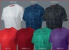 Mizuno Youth Large Digi Camo Tee Shirt New Dry Fit Moisture Management White