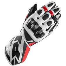 White 2XL 474-01412X SPIDI Carbo 1 Gloves Black