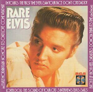 Rare Elvis [Audio CD] Elvis Presley
