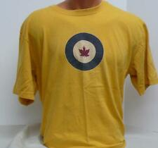 Great Red Canoe Brand Canadian RAF T Shirt  X-Large