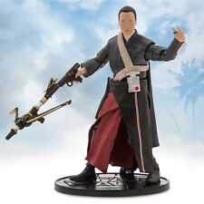 """Disney Store Star Wars Rouge One Chirrut Imwe Elite Series Die Cast Figure 6"""""""