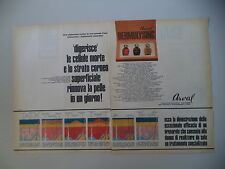 advertising Pubblicità 1967 ARVAL