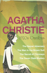 1920s omnibus by Agatha Christie (Paperback) Incredible Value and Free Shipping!