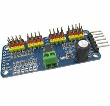 PCA9685 16 Channel 12-bit PWM Servo motor Driver I2C Module For Arduino Robot WC