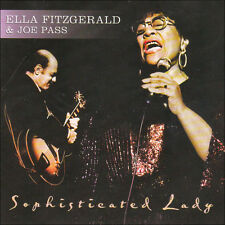 ELLA FITZGERALD & JOE PASS-Sophisticated Lady/Pablo Records CD pacd - 5310-2