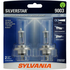 SilverStar Blister Pack Twin Headlight Bulb fits 1993-1994 Volvo 850  SYLVANIA R