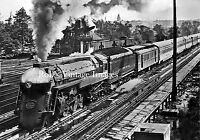 New York Central Steam Locomotive 5426 photo NYC Railroad Empire State Express