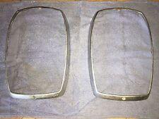 Mercedes Benz W115 W114 Headlight Chrome Surround Bezel Frame
