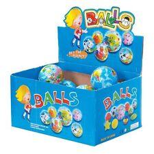 7 cm shatchi Mundial Globo Bola de alivio de tensión Espuma Squeeze Juguetes bola