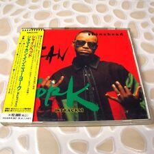 Shinehead - Jamaican In New York JAPAN CD 8 Tracks W/OBI #127-2