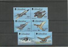 Gibraltar-sg883a-888-wings de presa 1st Series-Mnh
