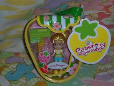 STRAWBERRY SHORTCAKE  **  Mini Lemon Meringue Doll in Sealed Package **