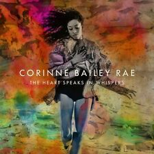 CORINNE BAILEY RAE - THE HEART SPEAKS IN WHISPERS  (DELUXE EDITION)   CD NEW+
