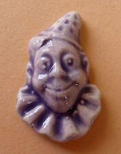 Fève perso du MH non datée : Un Clown violet