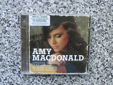 AMY MACDONALD This Is The Life 2007 EU 11 TRACK CD ALBUM - GOOD QUALITY USED CD