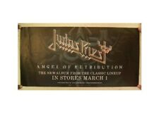 Judas Priest Poster Angel Of Retribution