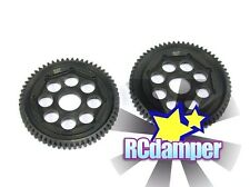 HARDENED STEEL MAIN SPUR GEAR 59T & 62T TEAM LOSI 1/14 MINI 8IGHT 8 BUGGY TRUGGY