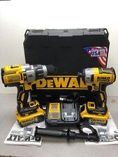 DEWALT DCK299P2 20V MAX XR Li-ion Brushless Hammerdrill & Impact Driver Kit