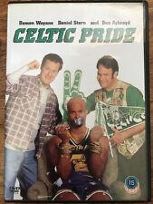 Dan Aykroyd Damon Wayans CELTIC PRIDE ~ 1996 Basketball Comedy Rare UK DVD