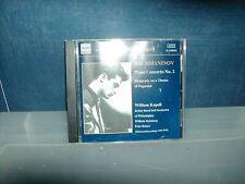 Rachmaninov - Piano Concerto No. 3 Kapell Reiner CD 2002 Naxos