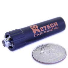 RETECH RHA-601 SMA-F Female Antenna for BaoFeng UV-5R E KG-UV KGUVD1P UV-82