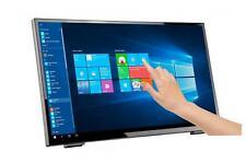 "Monitor PC 24 Pollici HDMI Touch Screen 23.8"" USB VGA Hannspree HT248PPB"
