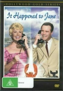 It Happened To Jane - New and Sealed DVD Doris Day